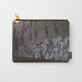 Graffiti Wall Carry-All Pouch