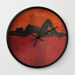Passions Wall Clock
