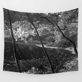 Tree form 2 Wall Tapestry