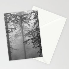 Wandering.... Mono Stationery Cards