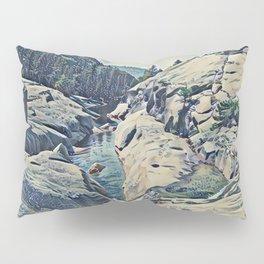 Kings Canyon, California Pillow Sham