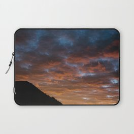Mt. Baldy Sunset Laptop Sleeve