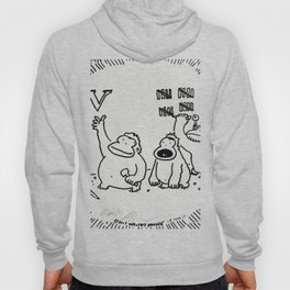 Ape Disrupts Accepted Stone-Carving Practices Hoody