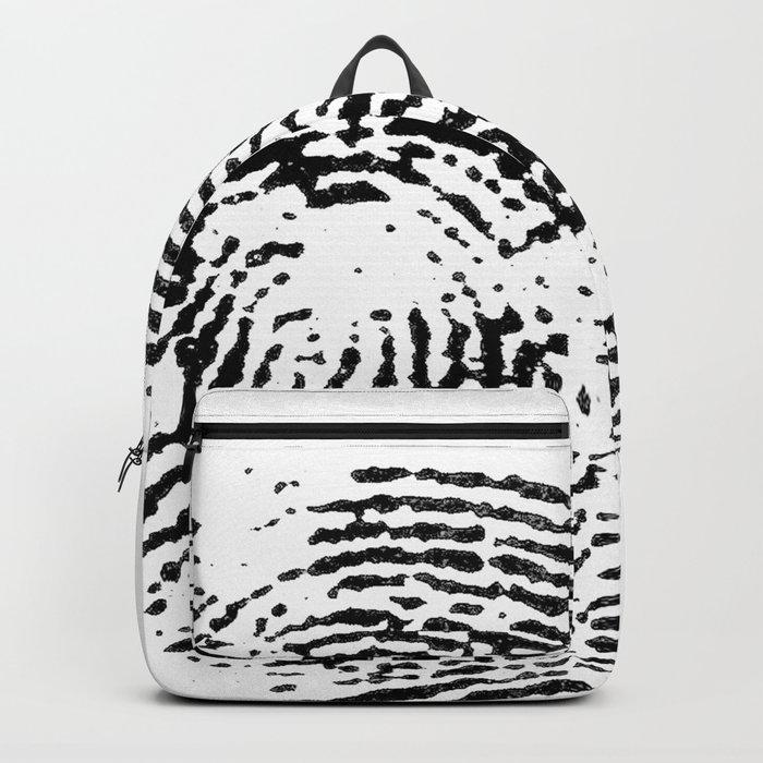 Fingerprint Backpack