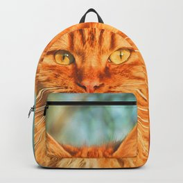 Ginger Cat Backpack