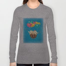 give hearts Long Sleeve T-shirt