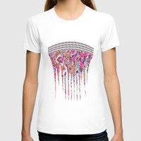 fringe T-shirts featuring Fringe by Ingrid Padilla