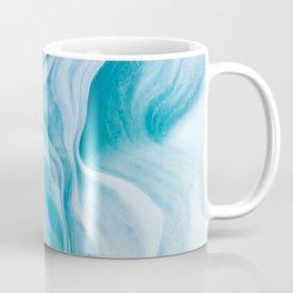 Marble sandstone - oceanic Coffee Mug