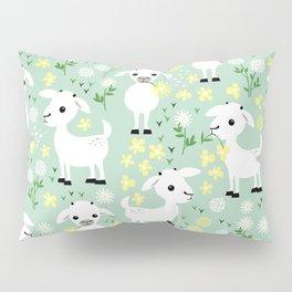 Baby goats Pillow Sham