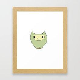 hooter Framed Art Print