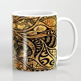 Autumnal Tangles Coffee Mug