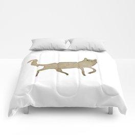 Suspicious-Looking Moggy Comforters