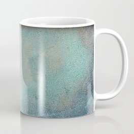 Patina Copper rustic decor Coffee Mug