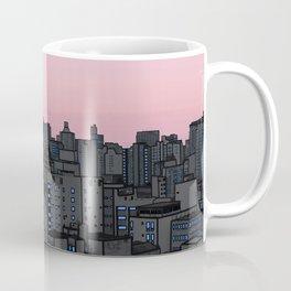 Skyline IV Coffee Mug