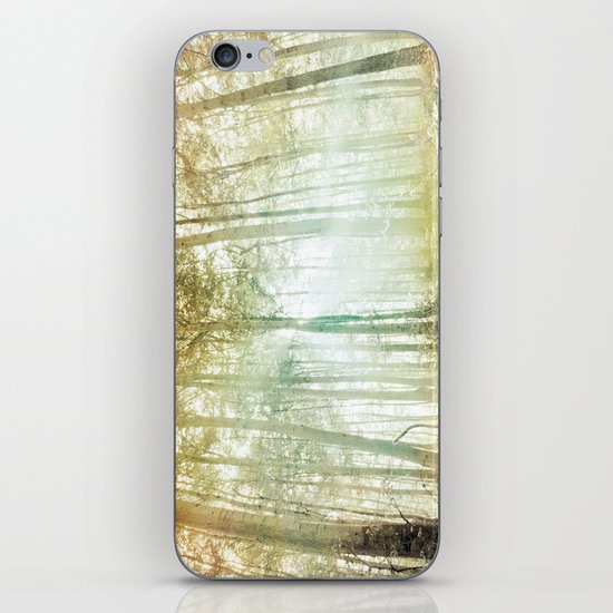 Lothlórien iPhone & iPod Skin