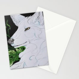 Natures Wolf Stationery Cards