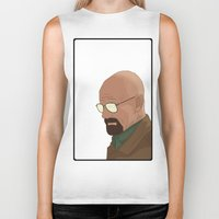 gta v Biker Tanks featuring GTA Walter White by dbarroso