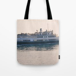 sail to the sun Tote Bag
