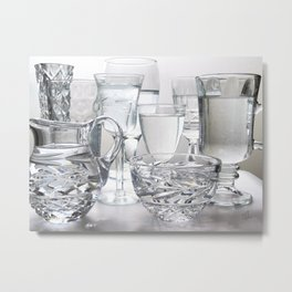 Clean Water Metal Print