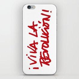 ¡Viva la Revolucion! iPhone Skin
