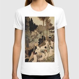 """""""Autumn Interlude"""" by Charles Robinson T-shirt"""