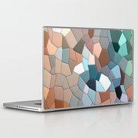 mosaic Laptop & iPad Skins featuring mosaic  by  Agostino Lo Coco