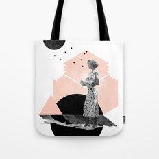 Too Late Tote Bag