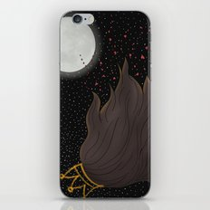 The Queen and the Moon iPhone & iPod Skin