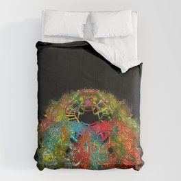 Colorful Mess Comforters