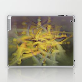 A Kinder, Gentler Abstract on Drugs Laptop & iPad Skin