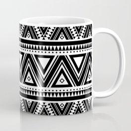Aztec Ethnic Pattern Art N3 Coffee Mug