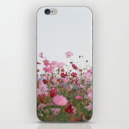 Flower photography by MIO ITO iPhone Skin