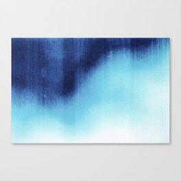 BLUR / frost Canvas Print