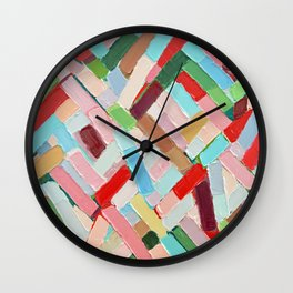 Which Way from Here Wall Clock