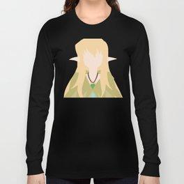 Tiffania Westwood (The Familiar of Zero) Long Sleeve T-shirt