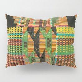 Kente Stripes Pillow Sham