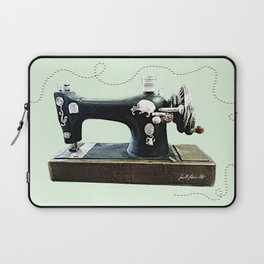 Stitches and Work Laptop Sleeve