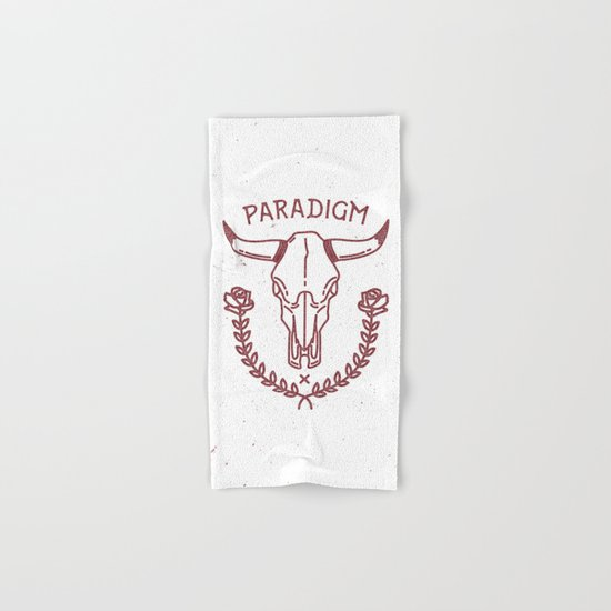 Paradigm Hand & Bath Towel