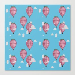Skyberry Canvas Print