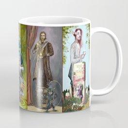 The Haunted Nein All 5 Coffee Mug