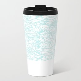 BLUE HUFF Metal Travel Mug