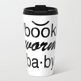 Bookworm Baby Travel Mug