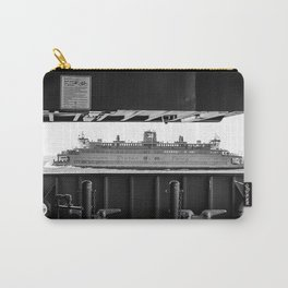 Boat through the Boat - Staten Island Ferry Carry-All Pouch