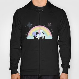 be a unicorn, forever ... Hoody