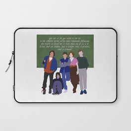 The Breakfast Club Laptop Sleeve