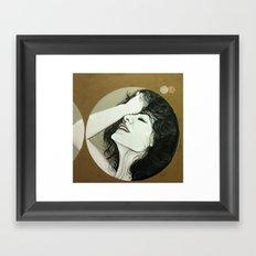 OMG! Framed Art Print