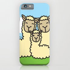 Lovely Llama's iPhone 6s Slim Case