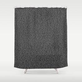 Peel Shower Curtain