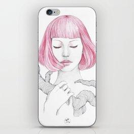 Qi iPhone Skin