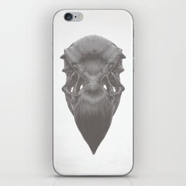 California Condor Skull iPhone Skin